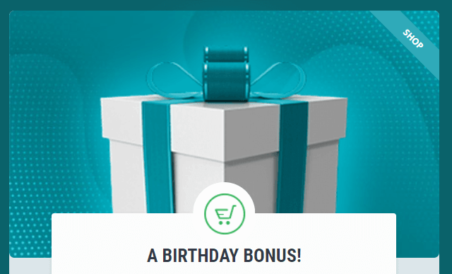 22bet birthday bonus