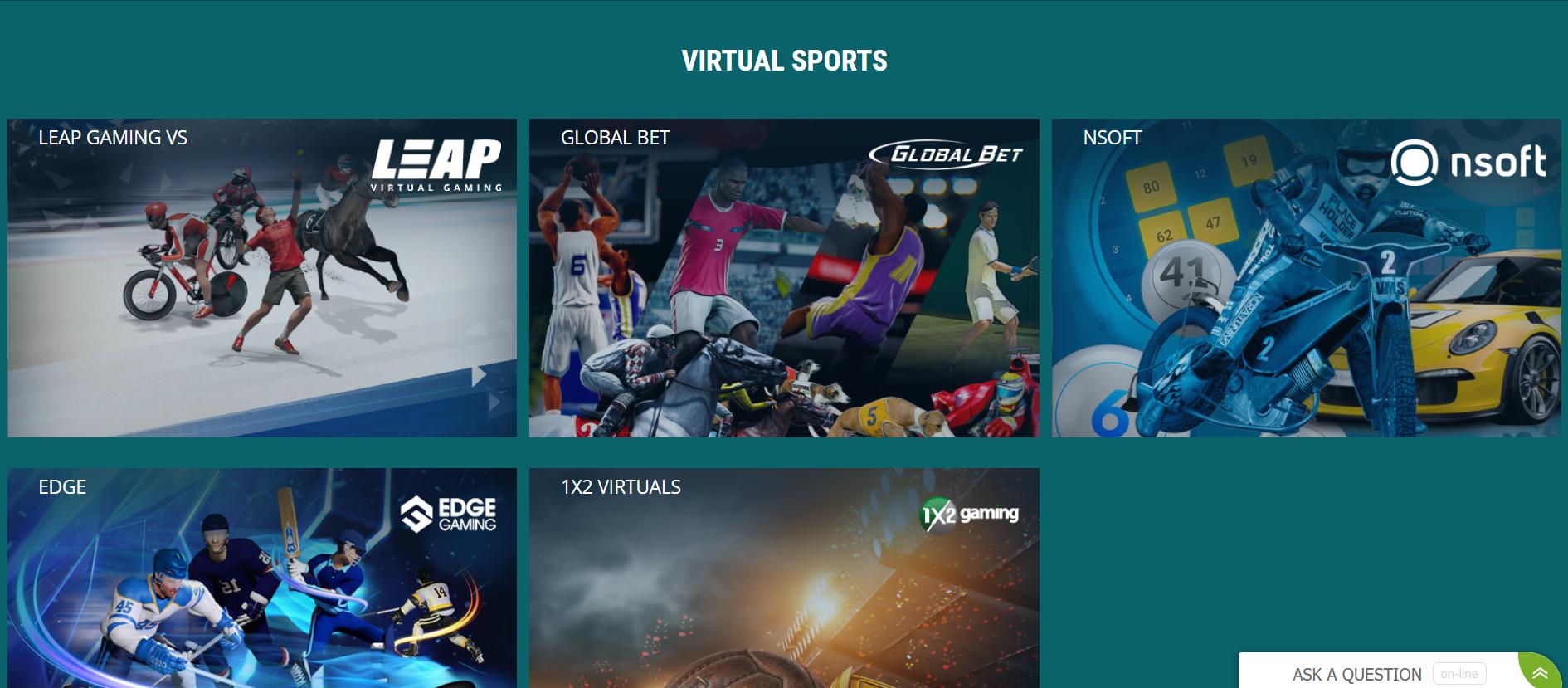 virtualni sportove