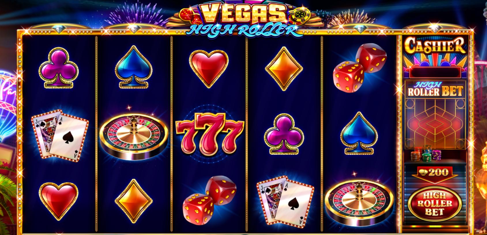 vegas high roller palms bet-komarbet.com